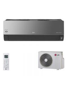LG ARTCOOL MIRROR Dual Inverter AC24BH 24000 Btu/h Wi-Fi